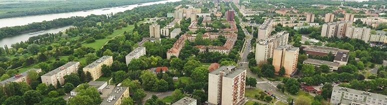 dunaújvárosi látkép