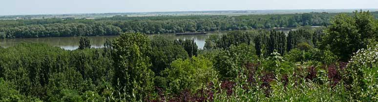 Festői Duna-part
