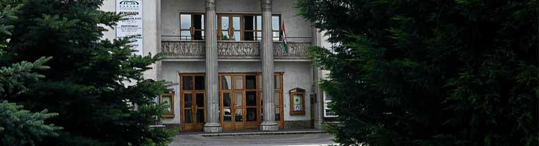 Bartók Kamaraszínház és Művészetek Háza