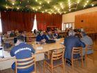 Hírkép: Védelmi bizottsági gyakorlat – az ár- és belvíz ellen
