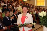 Hírkép: Kitüntették dr. Müller Ceciliát, a kormányhivatal főosztályvezetőjét