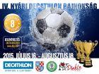 Hírkép: IV. Decathlon Nyári Kispályás Foci Bajnokság
