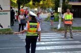 Hírkép: Rendőrök az iskolák előtt