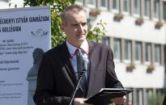 Hírkép: A polgármester is köszöntötte a Széchenyi ballagóit