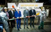 Hírkép: Átadták a II-es kohót, a vasmű újra teljes kapacitással üzemel