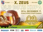 Hírkép: X. Zeus Old Boys Kupa