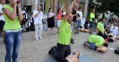 Hírkép: Rekordra készülnek - Újraélesztés, tizenegy napon át