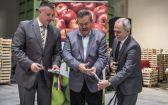 Hírkép: Átadták az 1,6 milliárd forintból épült hűtőházat Iváncsán