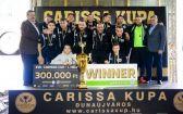 Hírkép: A Mad Dogs nyerte a Carissa kupát