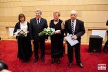 Hírkép: Átadták a Pro Cultura Intercisae-díjakat