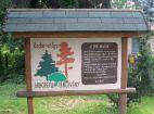Hírkép: Könyvtárosok a Baracsi úti Arborétumban
