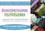 Hírkép: ÖKOKOZMETIKUMOK és TISZTÍTÓSZEREK - készítés és vásár