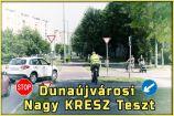 Hírkép: II. Dunaújvárosi Nagy KRESZ Teszt