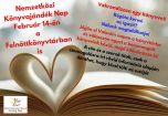 Hírkép: Könyvet ajándékba!