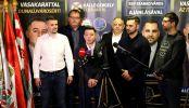 Hírkép: Kálló Gergely nyerte az időközi országgyűlési képviselő választást Dunaújvárosban