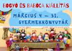 Hírkép: Bogyó és Babóca kiállítás a Gyerekkönyvtárban