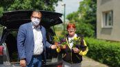 Hírkép: A virágos Dunaújvárosért