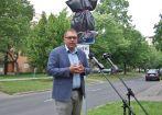 Hírkép: 40 új parkólóhely és új forgalmi rend a Weiner Tibor körúton