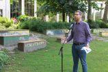 Hírkép: Megújultak a padok, régi-új környezetben várja a látogatókat a Bartók Liget