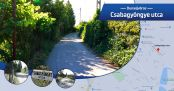 Hírkép: Utcanévnapok II Csabagyöngye utca