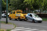 Hírkép: Elszállítják az üzemképtelen autókat