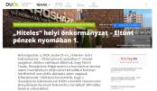 Hírkép: Újabb nyertes sajtóper, ezúttal a Dunaújvárosi Hírlappal szemben