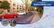 Hírkép: Utcanévnapok II Babits Mihály utca