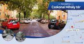 Hírkép: Utcanévnapok II Csokonai Mihály tér