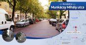 Hírkép: Utcanévnapok II Munkácsy Mihály utca