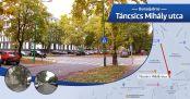 Hírkép: Utcanévnapok II Táncsics Mihály utca