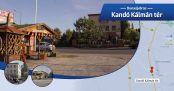 Hírkép: Utcanévnapok II Kandó Kálmán tér