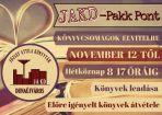 Hírkép: JAKD- PAKK PONT! nyílt a József Attila Könyvtárban