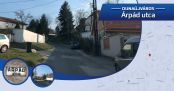 Hírkép: Utcanévnapok II Árpád utca