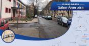 Hírkép: Utcanévnapok II Gábor Áron utca