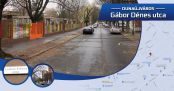 Hírkép: Utcanévnapok II Gábor Dénes utca