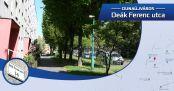 Hírkép: Utcanévnapok II Deák Ferenc utca
