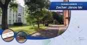 Hírkép: Utcanévnapok II Zecher János tér