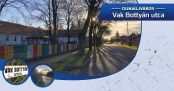 Hírkép: Utcanévnap II Vak Bottyán János utca