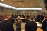 Hírkép: Dunaújváros öt évre szóló alakuló közgyűléséről